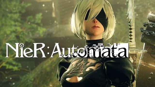Nier: Automata - Akcji