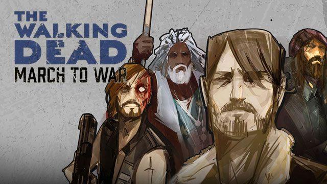 The Walking Dead: March to War