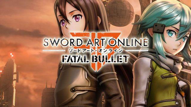 Sword Art Online: Fatal Bullet - RPG
