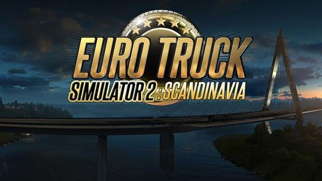 Euro Truck Simulator 2: Scandinavian Expansion GAME PATCH v