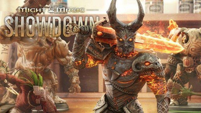 Might & Magic Showdown