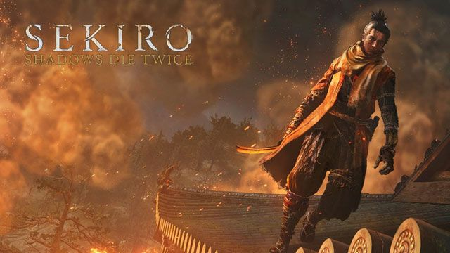 Sekiro: Shadows Die Twice - Action