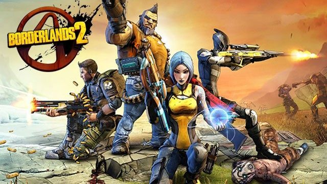 Borderlands 2 GAME TRAINER v1 4 0 +26 Trainer - download