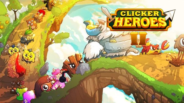 Clicker Heroes 2 GAME TRAINER v0 03 +6 Trainer (promo) - download