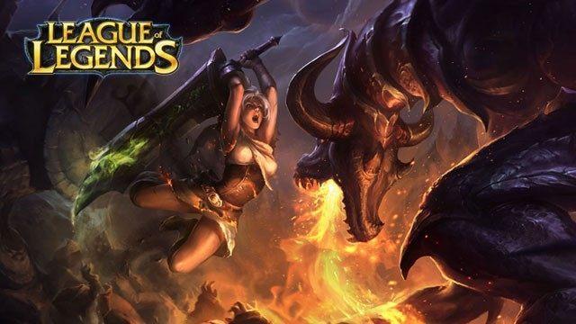 League of Legends - Action