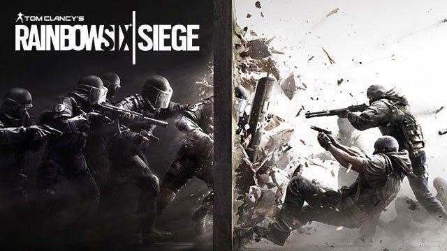 Tom Clancy's Rainbow Six: Siege - Akcji