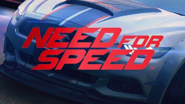 Need for Speed 2017 - Racing