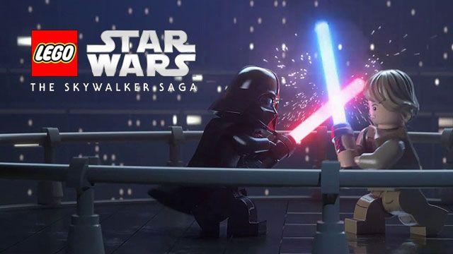 LEGO Gwiezdne wojny: Skywalker - saga - Zręcznościowe