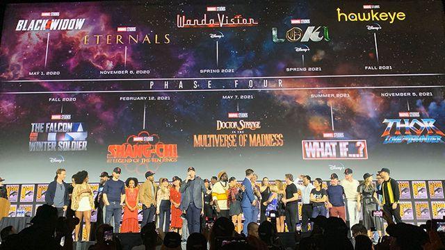 Blade powróci, Thor będzie kobietą i inne ciekawostki Marvela z SDCC