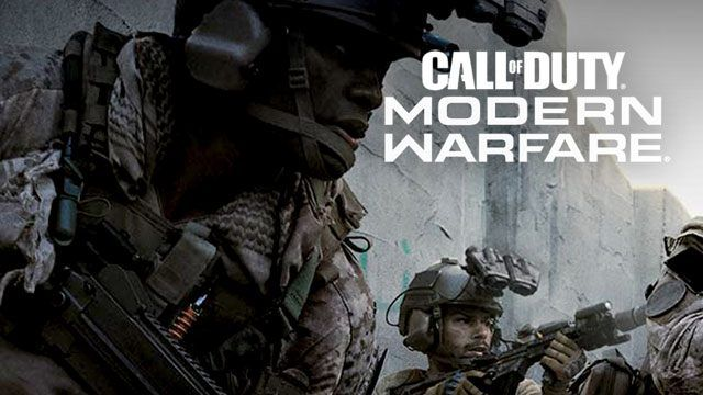 Call of Duty: Modern Warfare - Akcji