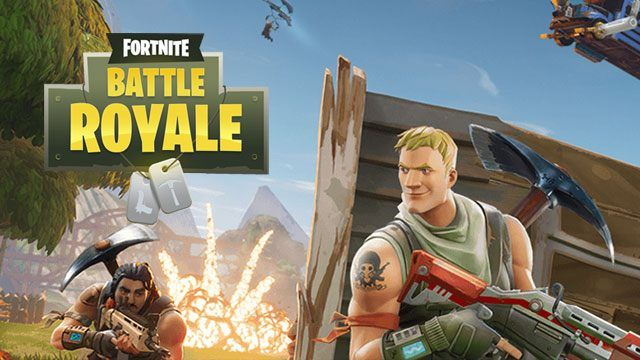 Fortnite: Battle Royale - Action