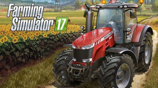 Farming Simulator 17 - Simulation