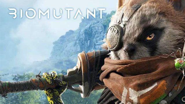 Biomutant - RPG