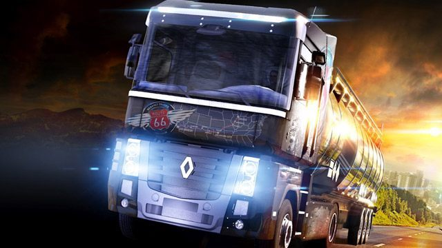 Euro Truck Simulator 2 patch v.1.25.2.5
