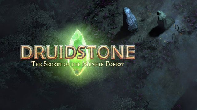Druidstone: The Secret of the Menhir Forest