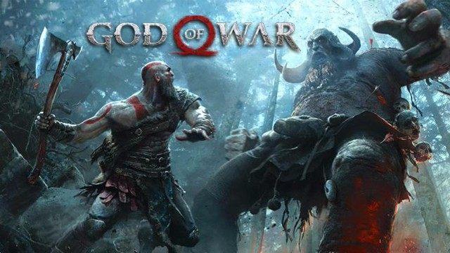 God of War - Akcji