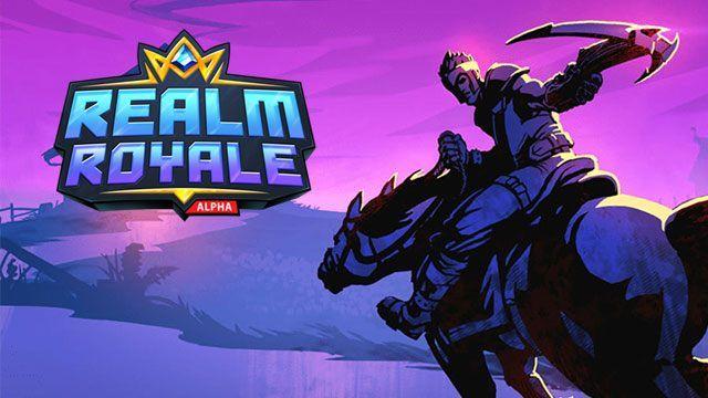 Realm Royale - Akcji