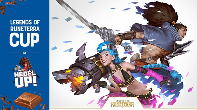 Rejestracja do Legends of Runeterra CUP by Wedel Up!
