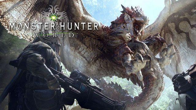 Monster Hunter: World - RPG