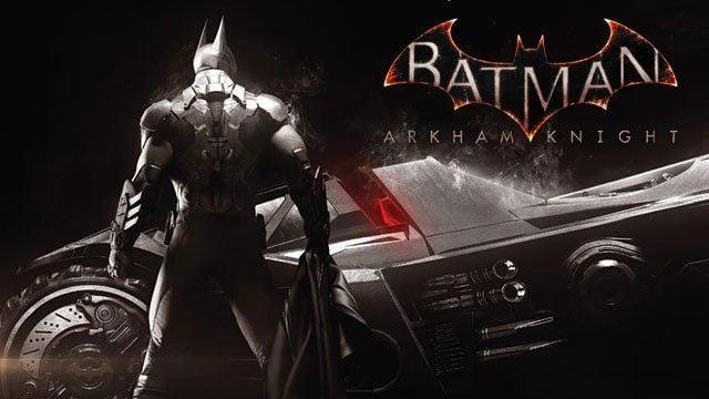 Batman: Arkham Knight - Akcji