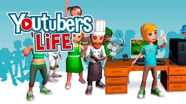 download youtubers life apk mod data
