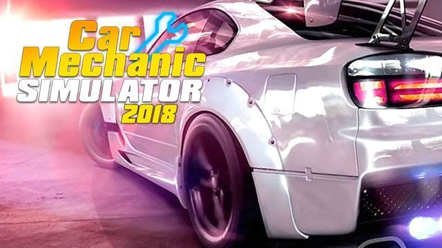 Car Mechanic Simulator 2018 GAME TRAINER +8 Trainer (promo