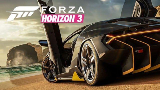 Forza Horizon 3 - Wyścigi