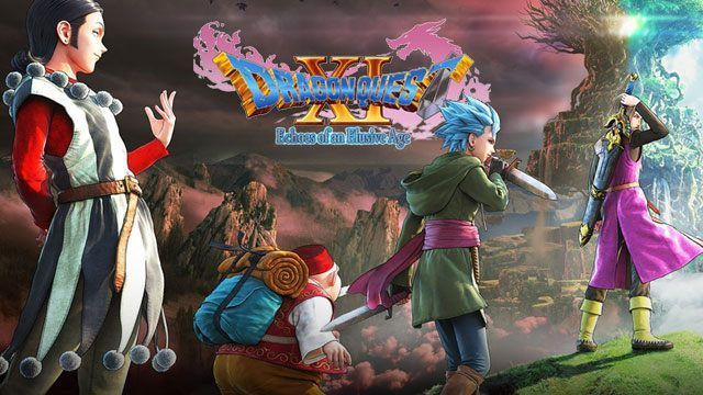 Dragon Quest XI: Echoes of an Elusive Age GAME TRAINER v1 0