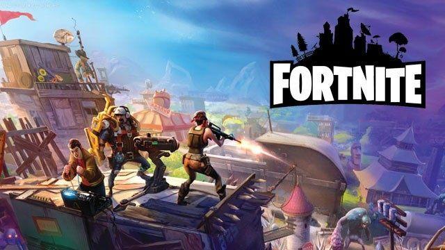 Fortnite - Akcji