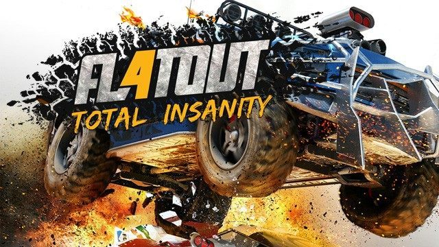 FlatOut 4: Total Insanity GAME TRAINER v1 0 +8 TRAINER - download