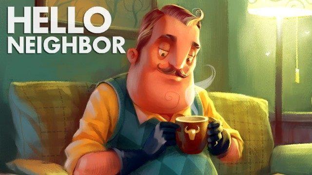 Hello Neighbor - Akcji