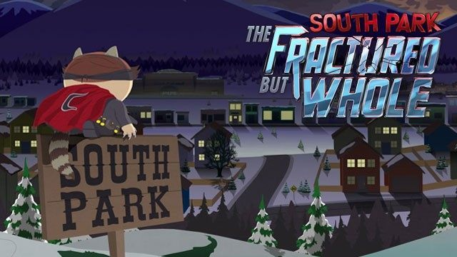 South Park: The Fractured But Whole - RPG
