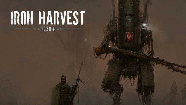 Iron Harvest - Strategiczne