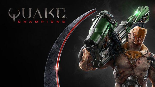 Quake Champions - Akcji