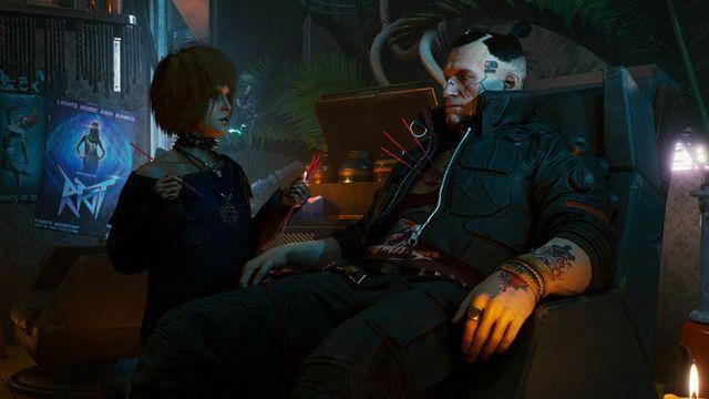 Moralność i romanse w Cyberpunku 2077