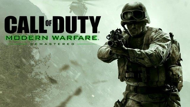 Call of Duty: Modern Warfare Remastered - Action
