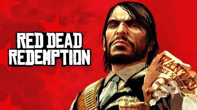 Red Dead Redemption - Akcji