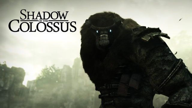 Shadow of the Colossus - Akcji