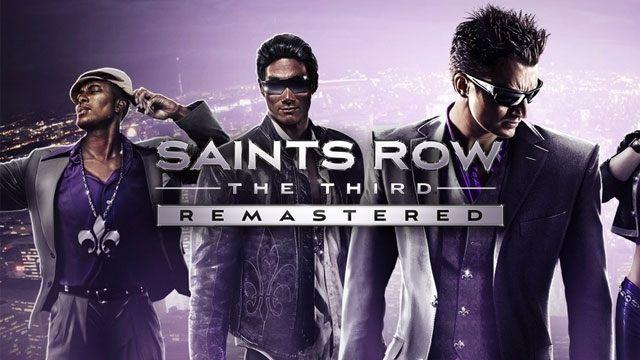 Saints Row: The Third Remastered - Akcji