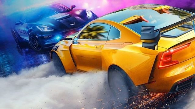 Need for Speed Heat – gameplay w 4K