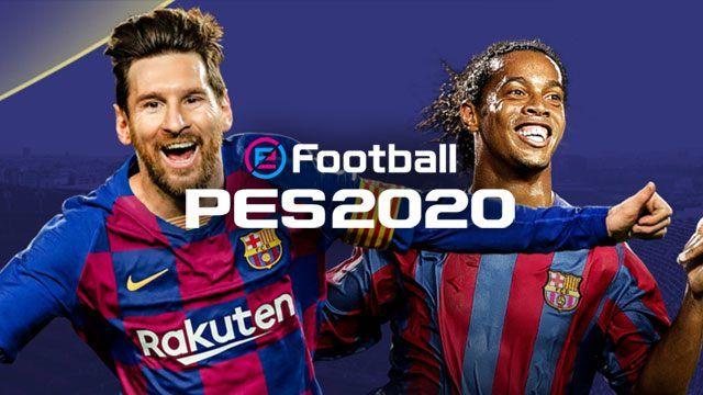 eFootball PES 2020 GAME TRAINER v1 01 01 +8 Trainer (promo