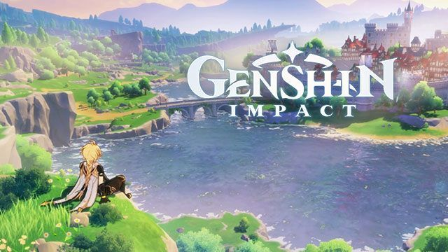 Genshin Impact - RPG