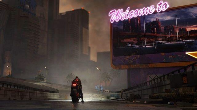Cyberpunk 2077 – rozmiar na PS4 i rozdzielczość na XOne X