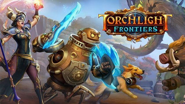 Torchlight Frontiers - RPG