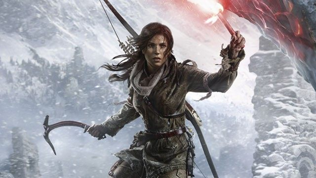 Rise of the Tomb Raider - Action
