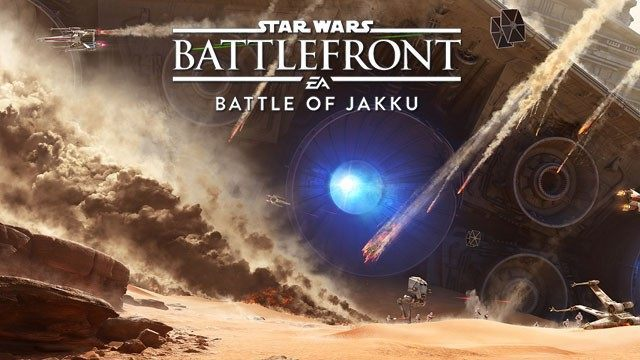 Star Wars: Battlefront - Battle of Jakku