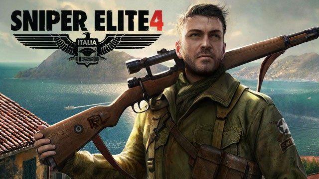 Sniper Elite 4 - Akcji