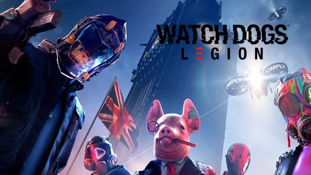 Watch Dogs: Legion - Action