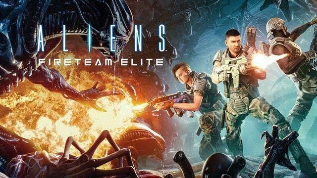Aliens: Fireteam Elite - Action