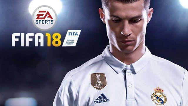 FIFA 18 - Sportowe